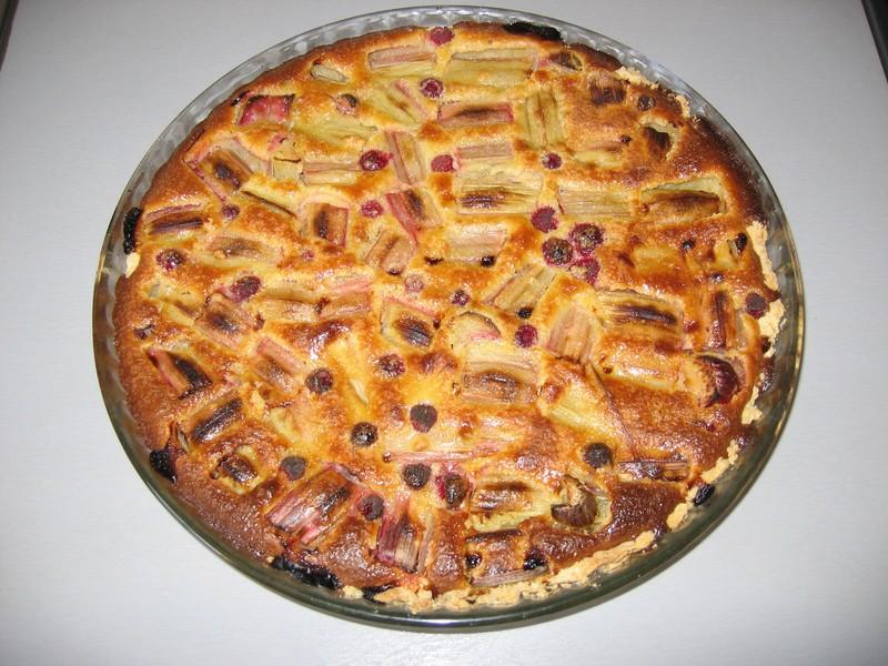 Hazelnut Tartelettes With Spiced Creme Fraiche Parfait Recipe ...