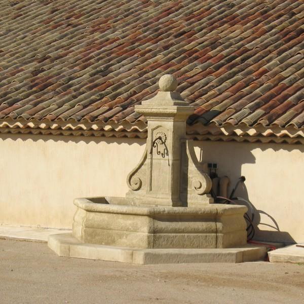 Château Virant Fontaine