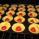 Tartelettes tomates-moutarde et mini quiches
