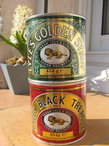 Golden Syrup et Black Treacle