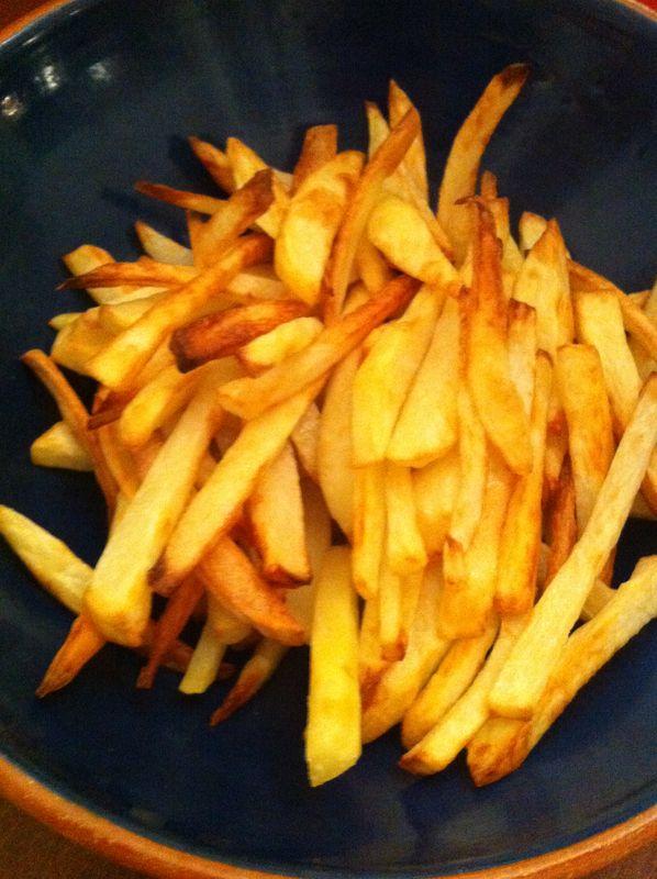 Frites sans huile annikapanika - Cuiseur frites sans huile ...