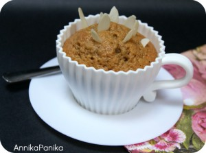Muffins café-cardamome