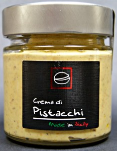 Amaretti à la pistache