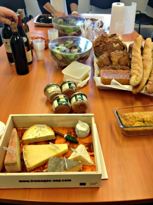 Fromages AOP