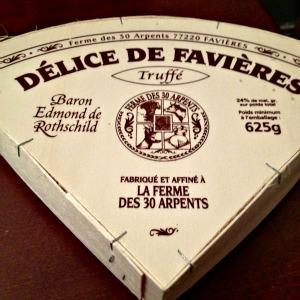 Brie de Favières