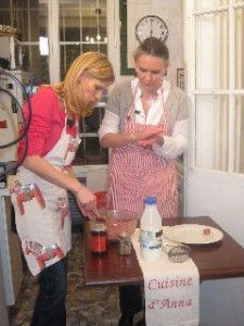 La Cuisine de nos voisins Sarah Lelouch et AnnikaPanika