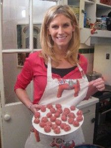 La Cuisine de nos voisins Sarah Lelouch