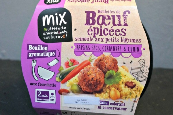 Mon nouvel ami : Mix les nouveaux bols cuisine aromatiques