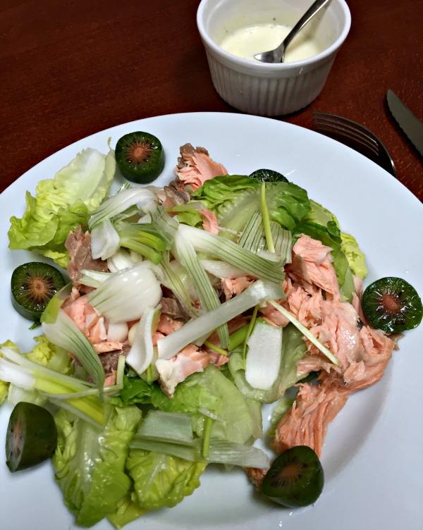 Salade nergi