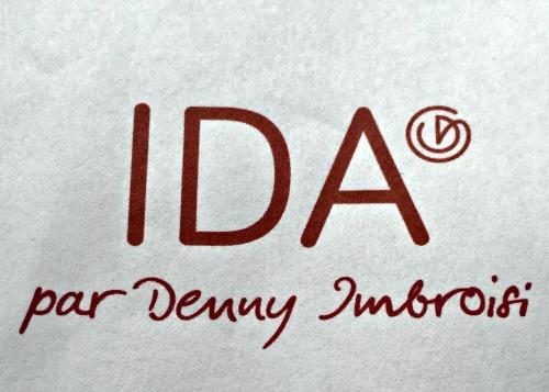 Chez Denny Imbrosi : Ida son nouveau restaurant