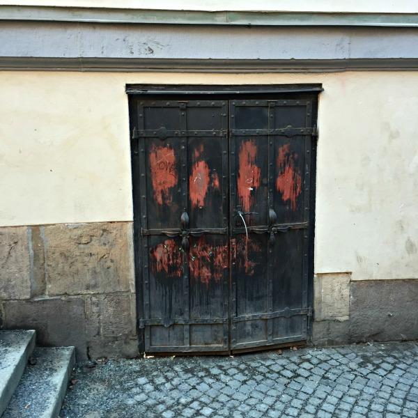 Stockholm porte