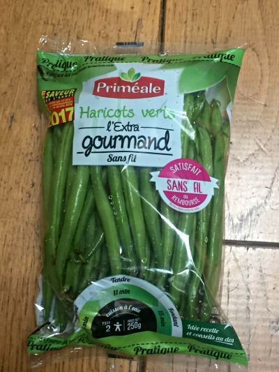 HAricots verts primeale
