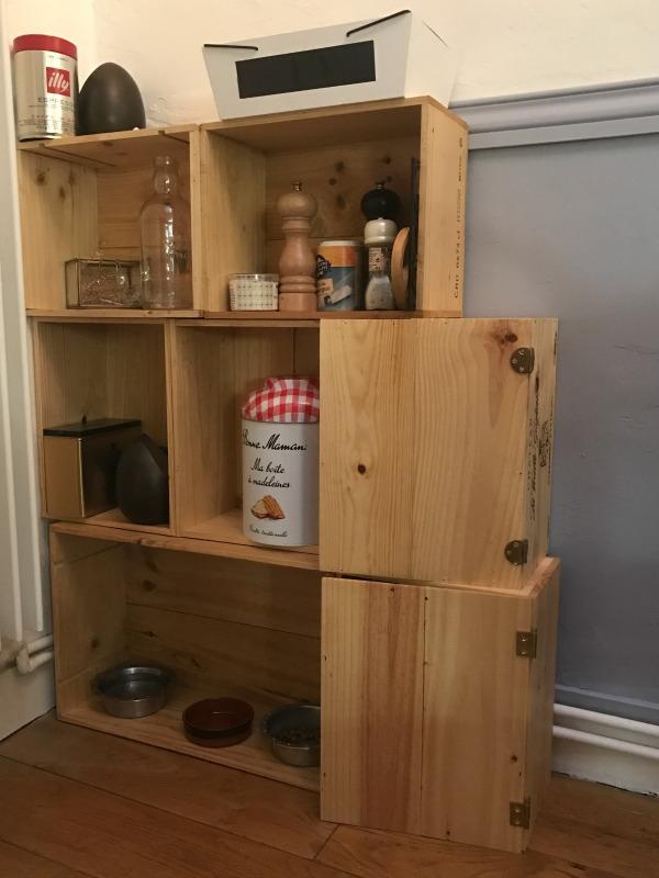 étageres DIY