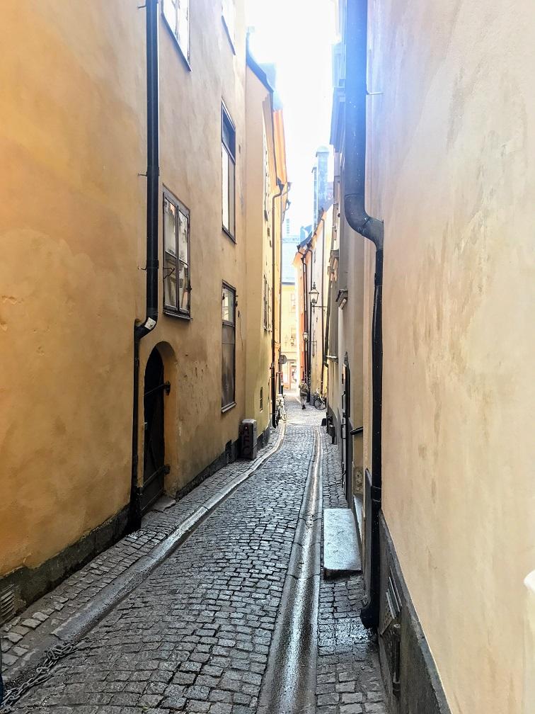 Stockholm en mai