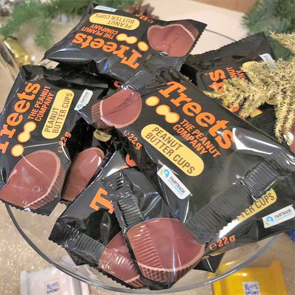 Lutti Treets chocolats