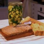 Pickles de concombre