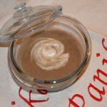 Soupe de champignons aux marrons